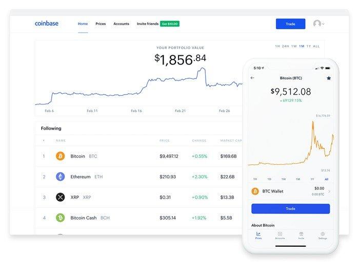 Wallet Coinbase